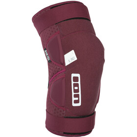 ION K-Pact Knee Protectors combat red